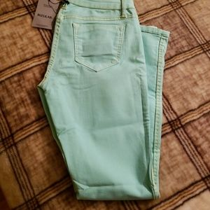 NWT bleulab reversible pants